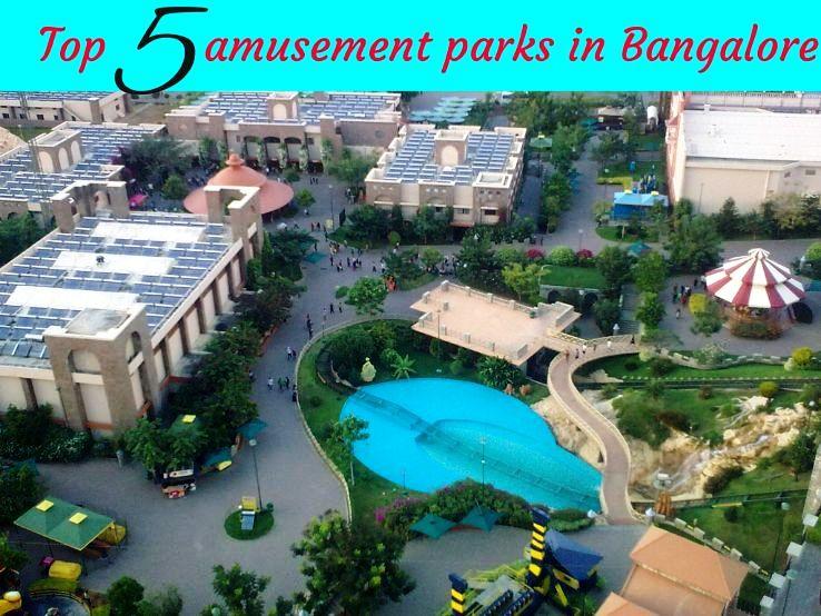 Top 5 amusement parks in Bangalore