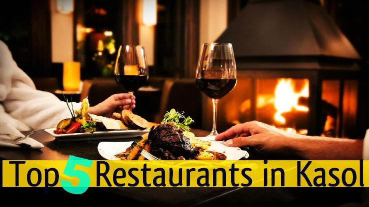 Top 5 Restaurants in Kasol