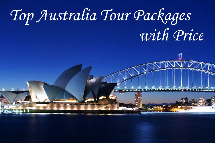 Top Australia Tour Packages with Price