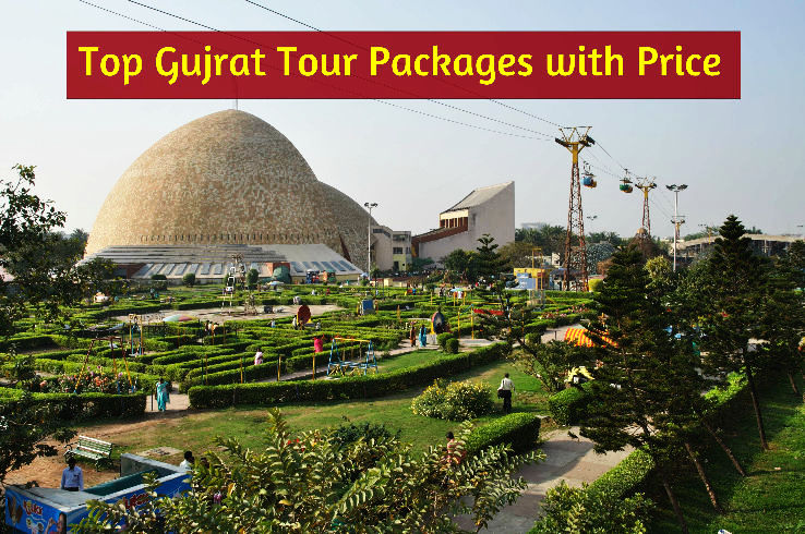 Top Gujrat Tour Packages with Price