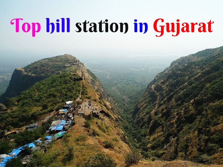 Top hill station in Gujarat