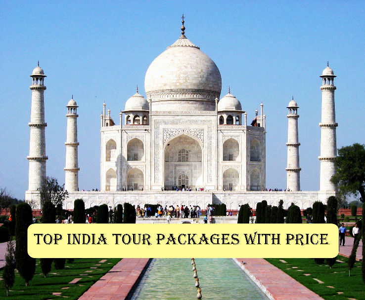 Top India Tour Packages with Price