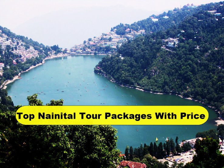 Top Nainital Tour Packages With Price