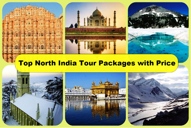 Top North India Tour Packages with Price