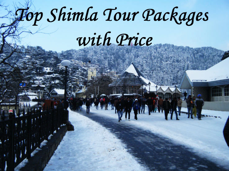 Top Shimla Tour Packages with Price