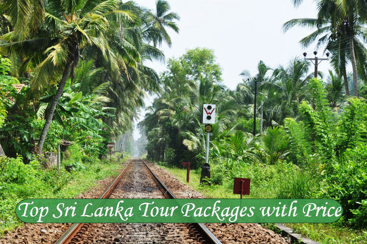 Top Sri Lanka Tour Packages with Price