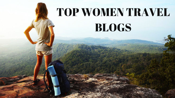 TOP WOMEN TRAVEL BLOGS 2019