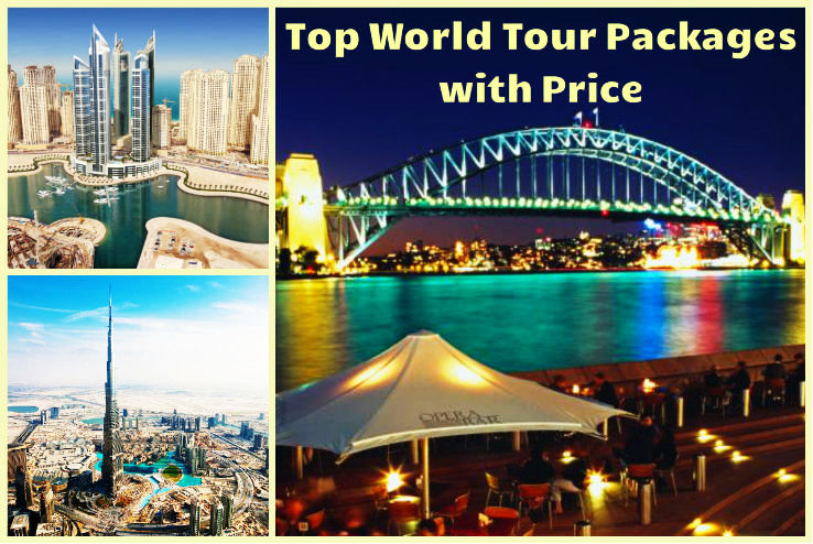 Top World Tour Packages with Price