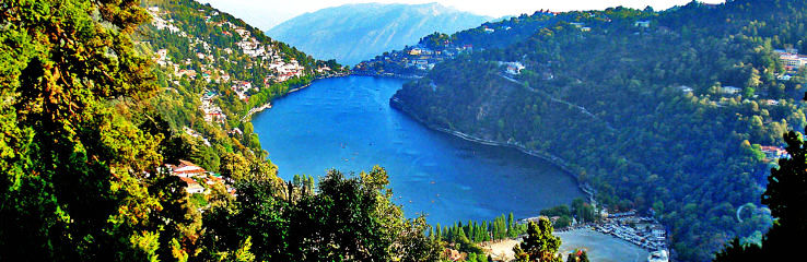 Famous Lakes In India