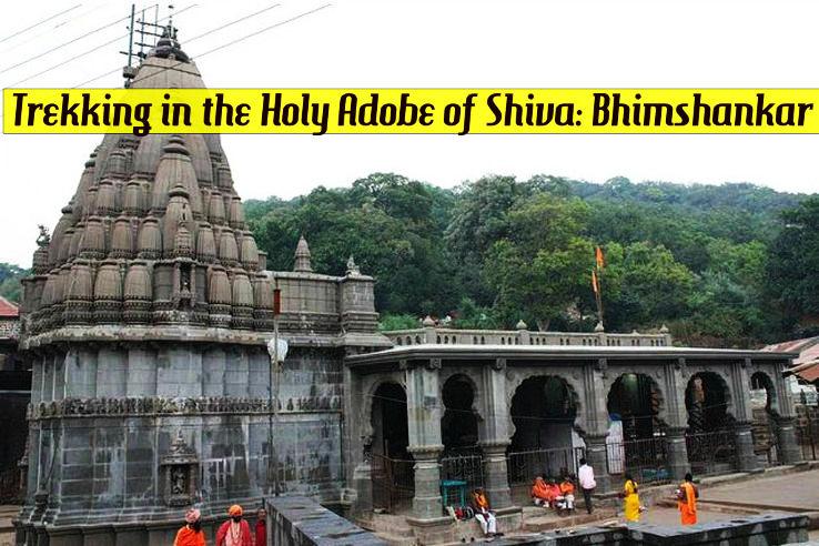 Trekking in the Holy Adobe of Shiva: Bhimshankar
