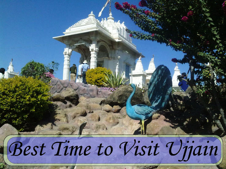 Best time to visit Ujjain