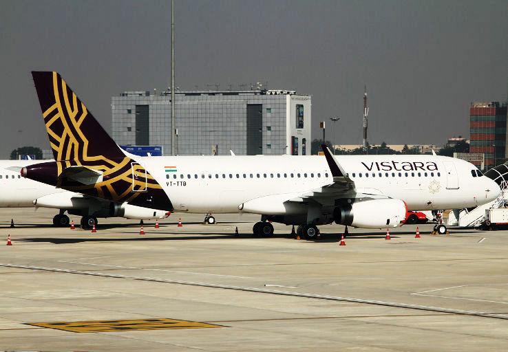 Vistara Introduces Additional Flights On Delhi Guwahati Route