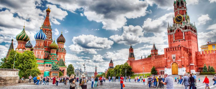 Best Places to see in Russia