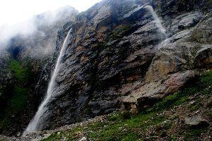 Rudradhari Falls And Caves