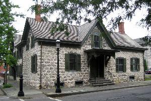 The Matthewis Persen House, Kingston