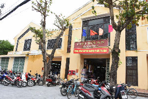Central Market In Hoi An
