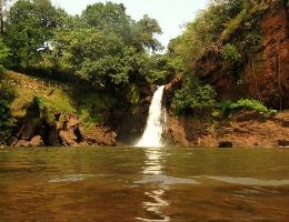 Arvalem Waterfalls