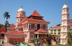 Shri Shantadurga Kunkalikarin Temple - Fatorpa