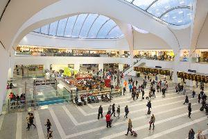 Shopping In Birmingham, London