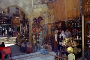 Searching For Bargains At Khan El-Khalili In Cairo