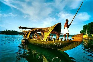 Cruise In The Backwaters