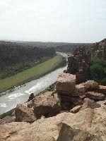 Gandikota Penna River View