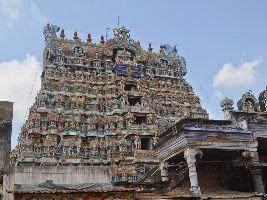 Sri Sivasailanathar Paramakalyani Temple - Sivasa
