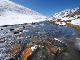 Ralong Hot Springs