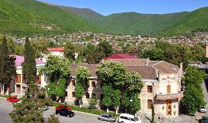 Sheki City
