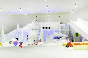 Snow City  J C Nagar