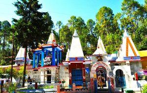 Binsar Mahadev Temple