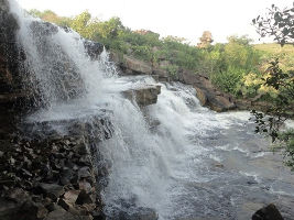 Chitradhara Waterfalls