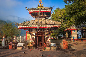 Temple Of Tal Barahi
