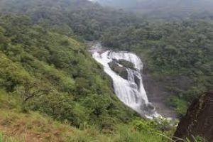 Mallalli Water Falls
