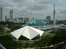 National Mosque Masjid Negara