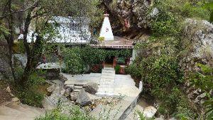 Rudradhari Caves Falls