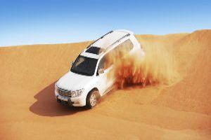 Dune Bashing Rajasthan