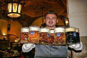 Go Beer Bellied In Hofbruhaus