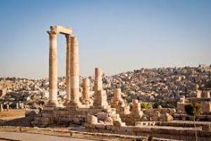 Citadel Hill: Amman