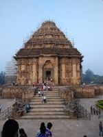 Konark Sun Temple -  Here The Language Of Stone Surpasses The Language Of Man.