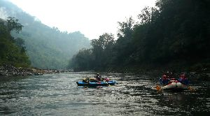 Rafting In Kameng River