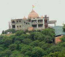 Chauth Mata Temple
