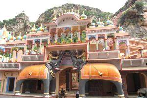 Kala Gaura Bhairava Temple
