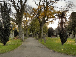 Greyfriars Burial Ground