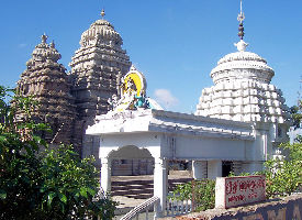Dhabaleswar And Dhabaleswar Temple