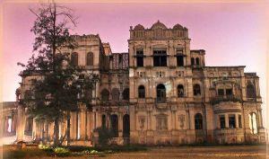 Nazarbaug Palace