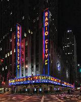 Radio City Music Hall Manhattan