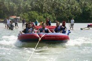 Banana & Bumper Boat Rides