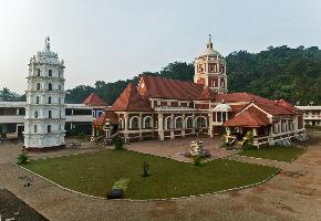 Shri Shantadurga Temple - Kavlem
