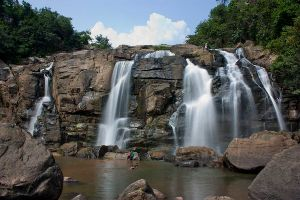 Panch Gagh Falls